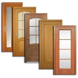 Двери, дверные блоки Деревянки