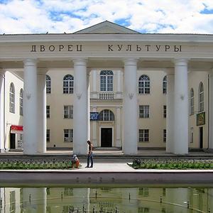 Дворцы и дома культуры Деревянки