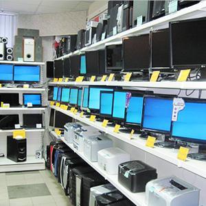 Компьютерные магазины Деревянки