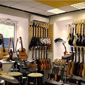 Музыкальные магазины Деревянки