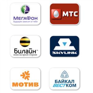 Операторы сотовой связи Деревянки