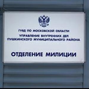 Отделения полиции Деревянки