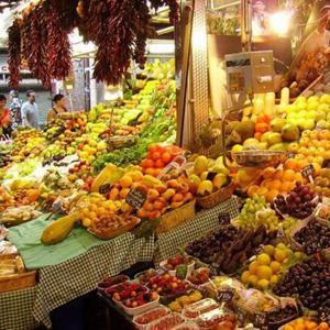 Рынки Деревянки