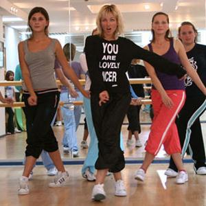 Школы танцев Деревянки