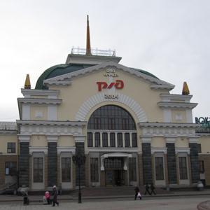 Железнодорожные вокзалы Деревянки